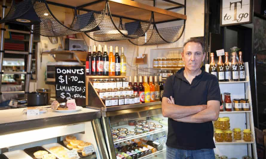 Paul Noakes, of Adelaide Central Market's Gourmet to Go.