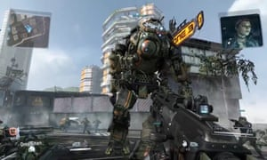 Titanfall takes aim at the cloud: 'We've really let the