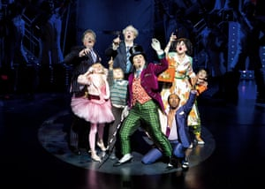 Olivier awards nominees: Charlie and the Chocolate Factory