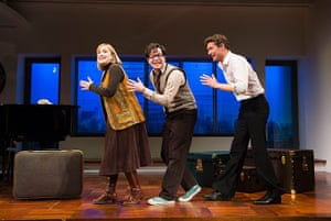 Olivier awards nominees: Merrily we roll along