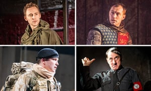 Olivier awards nominees: Best actor composite