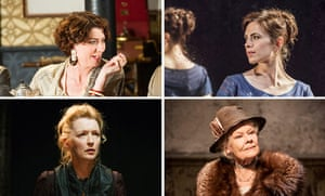 Olivier awards nominees: Best Actress nominees