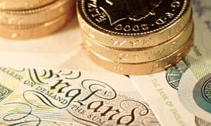 Bank of England reveals concern about strength of sterling