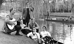 Singing By The Cam: Trinity College, Cambridge, 1st April 1957