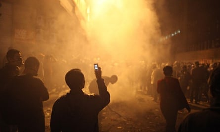 Tahrir Square Rally