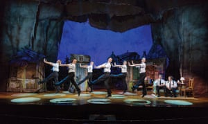 Olivier nominees update: The Book of Mormon