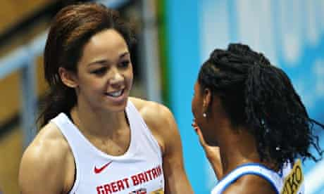 Katarina Johnson-Thompson wins in Poland