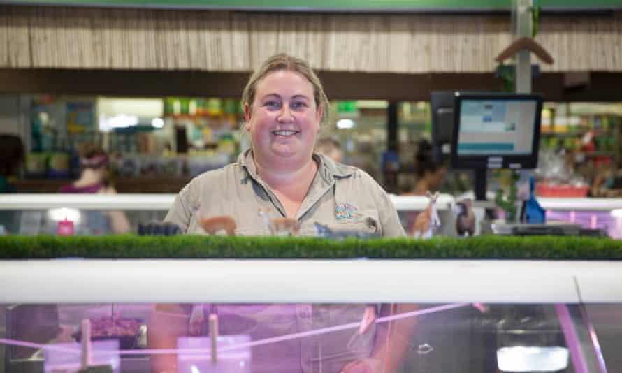 Jo Dunn of Adelaide Central Market's Something Wild.