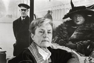Penelope's Hungry Eyes: Inge Morath, Roxbury, Connecticut, 1989