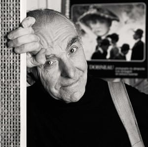 Penelope's Hungry Eyes: Robert Doisneau, Paris, 1988
