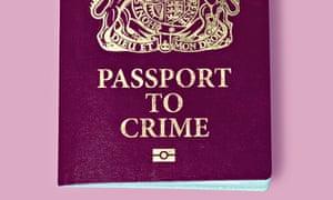 Passport to crime