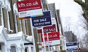 House prices growing