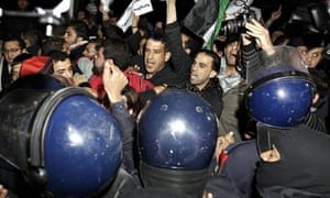 Jordanians protest outside Israeli embassy