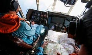 A Vietnamese military helicopter joins the search for flight MH370