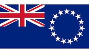 """Cook Islands Flag"""