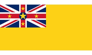"""Niue Flag"""