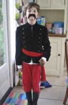 Louis as Flashman