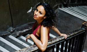 Paris-based Cape Verde singer Mayra Andrade