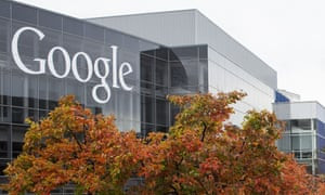 Google Plex office