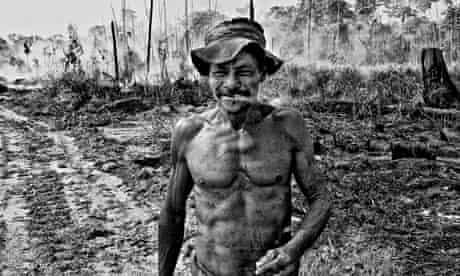 Brazil - burning the rainforest
