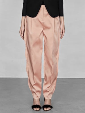 Spring fashion: trousers