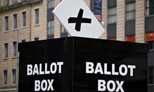 Bristol Goes To The Polls