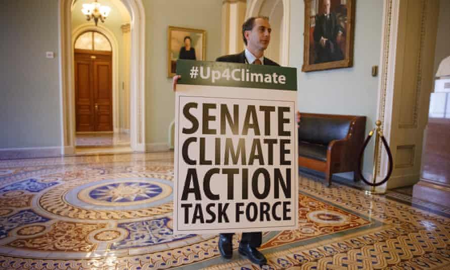 senate climate change all nighter