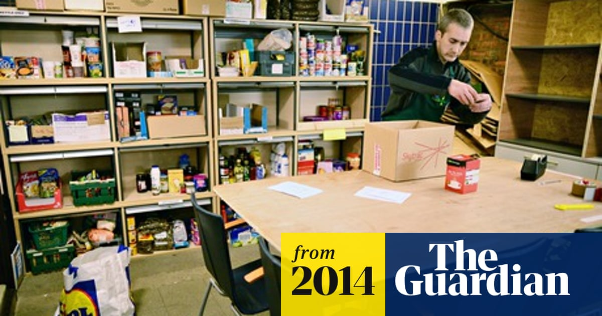 Dwp Advising Jobcentres On Sending Claimants To Food Banks
