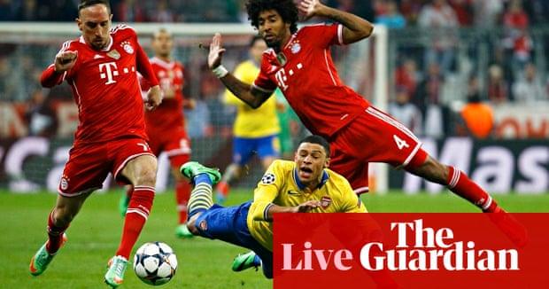 Fc Bayern Arsenal Live