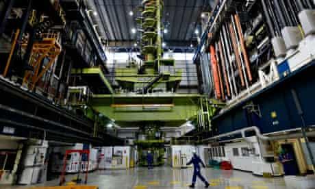 EDF Energy's Hinkley Point B nuclear power station