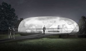 Smiljan Radic Serpentine Pavilion 2014