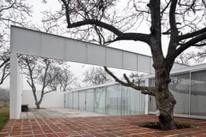 Smiljan Radic. Chilean House 1 in Rancagua, Chile 2005-2006.