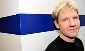 Danish professor Bjorn Lomborg poses at