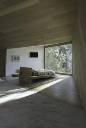 Smiljan Radic. House for the Poem of the Right Angle Vilches, Chile 2010-2012.