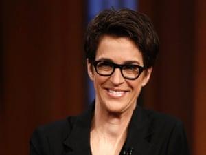 Rachel Maddow, MSNBC.