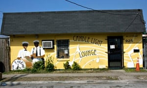 Candlelight Lounge, New Orleans