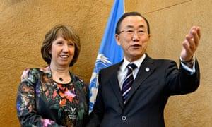 Geneva 2 peace talks