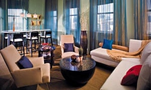 Top 10 Hotels And B Amp Bs In Atlanta Travel The Guardian