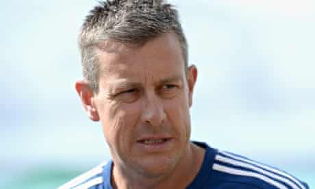 Ashley Giles, the England limited-overs coach, said Kevin Pietersen was not missed in West Indies