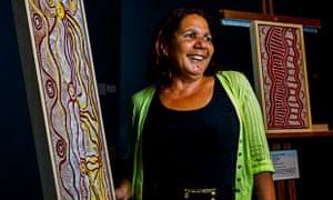Alison Anderson Northern Territory MP
