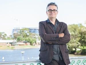 David Sefton, artistic director Adelaide festival