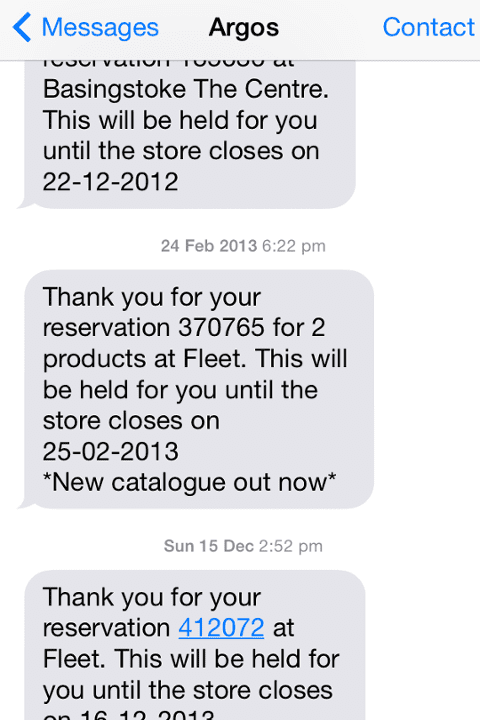 iOS 7.1 Messages can be calmed
