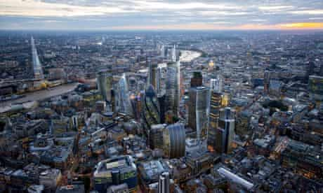 Proposed new London towers