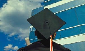 Business school graduate