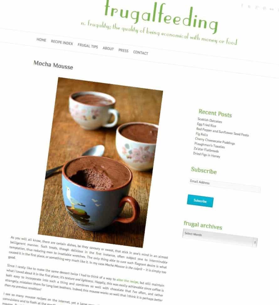 Live Better: Frugal Feeding