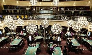 Creative casinos: public art, entertainment or both