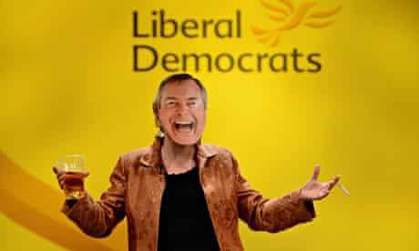 Lorley Burt's Nigel Farage impression, York 9/3/14
