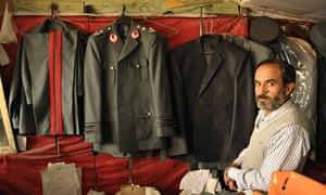 Afghan tailor
