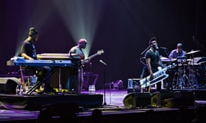 Robert Glasper Experience Perform At Hammersmith Apollo In London