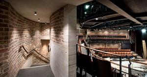 Liverpool Everyman: Liverpool Everyman interior